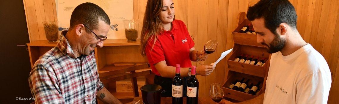 ESCAPE WINE - CHATEAU PAS DE L'ANE