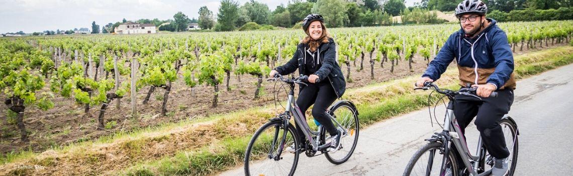 Bike tour by Saby