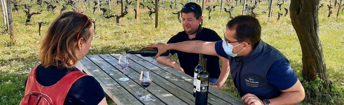 Rendez-vous avec un vigneron - Journées du Patrimoine