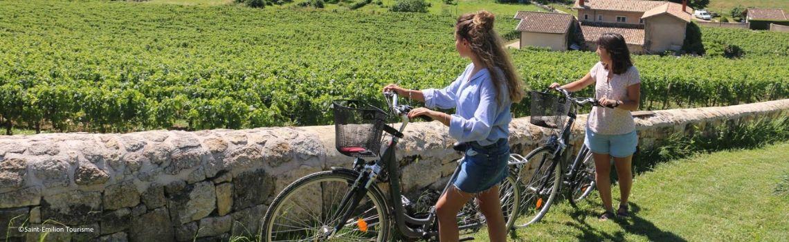 Location Vélo Enfant 24P