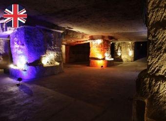 Château Villemaurine - Visite anglaise